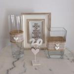 Vintage vaze i ramovi