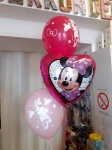 MINNIE MOUSE HELIJUMSKI BALON