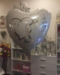 Veliki srce balon