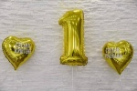 Prvi rođendan i krštenje
