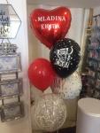 baloni za devojačko