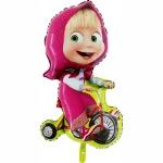 L168-Biking-Masha