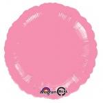 metalik roze krug