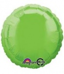 metalik zeleni krug