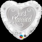 Srebrni just married