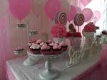 Roze dekoracija