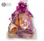Slatki paket sadrži: J.P chenet peach 0.20l,svećnjak,milka,keramički ram Cena:3000din