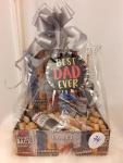 Poklon paket sadrži: luksuznu kutiiju, BEEFEATER LONDON DRY GIN AND TONIC, kikiriki, Raffaello kuglice Cena: 2000 din/74