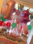 dekoracija prvogg rođendana