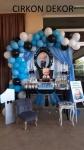 dekoracija prvog rođendana mali šef