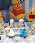 Dekoracija slatkog stola za 1. rođendan