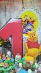 dekoracija Wiinie the Pooh
