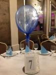 dekoraija stolova za goste