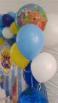 helijumski baloni Winnie the Pooh