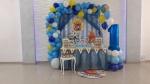 dekoracija rođendana i slatki sto