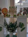 džungla dekoracija