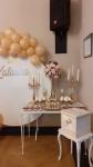 dekoracija i slatki sto