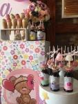 dekoracija meda za prvi rođendan