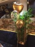 helijumski baloni na venčanju
