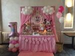dekoracija 1. rođendana Mini Maus