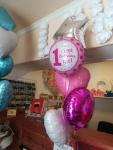Rođendanski buket balona