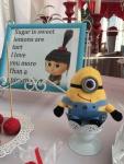 Agnes i minions