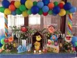 Dekoracija rođendana Cirkon Dekor