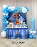 Dekoracija rođendana Winie the Pooh