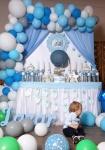 dekoracija krštenja
