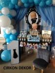 Little boss dekoracija rođendana