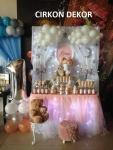 meda dekoracija rođendana