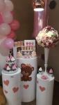 dekoracija i slatki stolovi