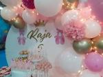 dekoracija rođendana balerina