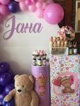 dekoracija za prvi rođendan i krštenje