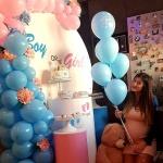 dekoracija i helijumski baloni