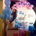 dekoracija girl or boy?