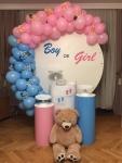 dekoracija decak ili devojčica?