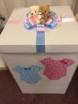 kutija za otkrivanje pola bebe