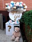 dekoracija boy or girl
