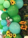 Frozen Fever dekoracija rođendana