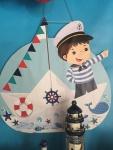 mornar dekoracija rođendana