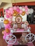 dekoracija rođendana meda
