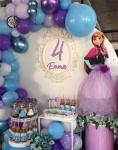 dekoracija rođendana Frozen