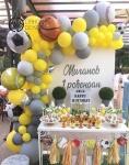 dekoracija balonima