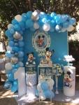 dekoracija rođendana beba Miki Maus